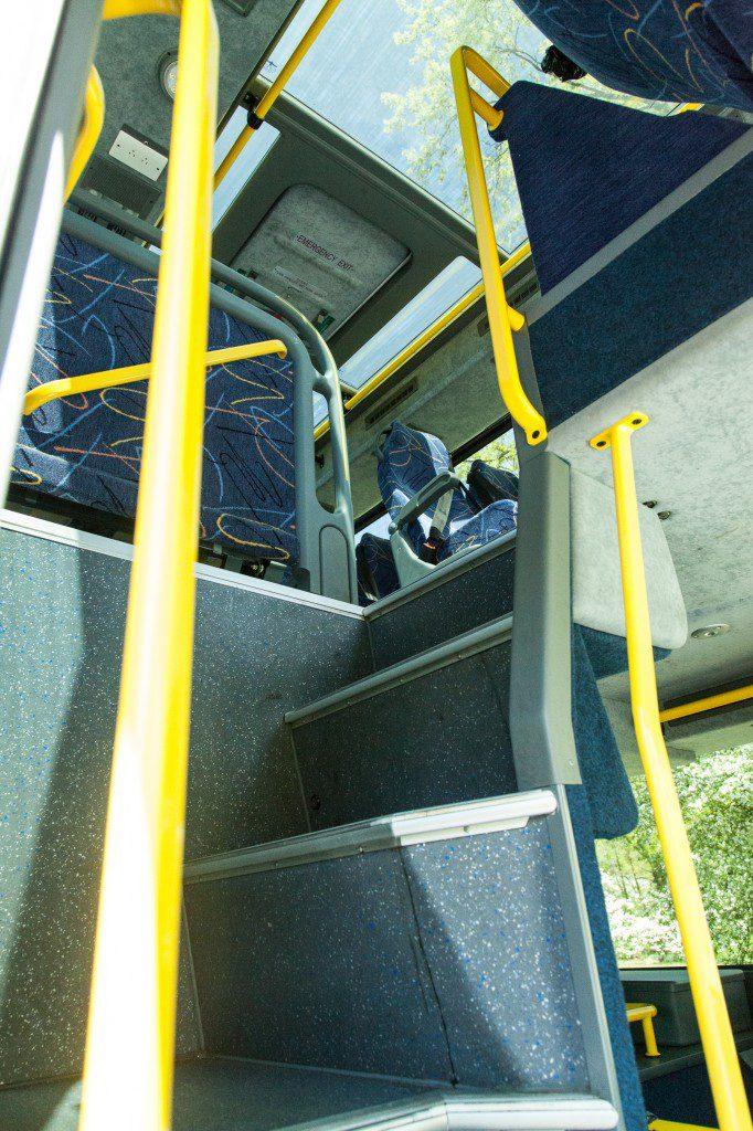 81 Passenger Double Decker