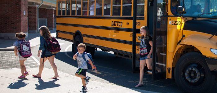 School Bus 1200x500