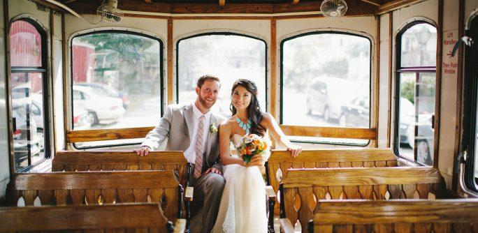 Wedding Trolley B&g4