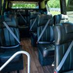 New Interior Luxury Van